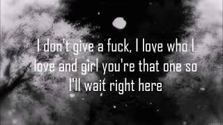 Right Here Lyrics // Lil Peep  Horse Head prod. Nedarb