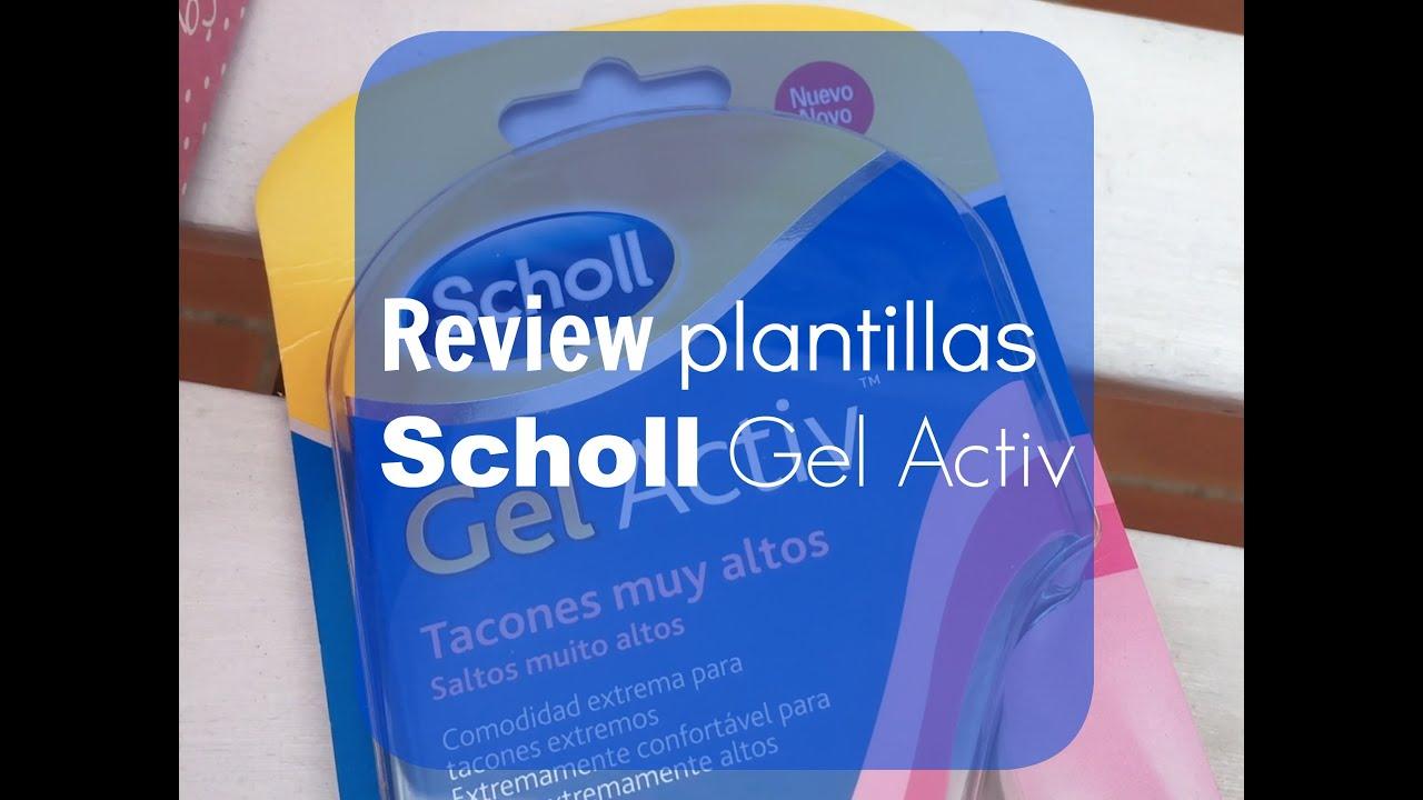 Review Plantillas Scholl Gel Gel Review Activ Scholl Plantillas nOmN0w8v