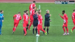 OBERLIGA | FC Mecklenburg Schwerin vs. FC Hansa Rostock II