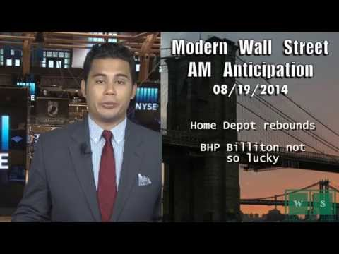 AM Anticipation: Futures rise, housing starts surge, & Home Depot jumps