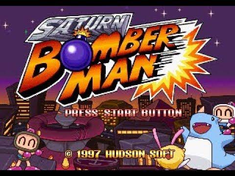 Saturn Longplay [030] Saturn Bomberman
