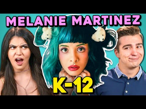 College Kids React To Melanie Martinez - K-12 (The Film)
