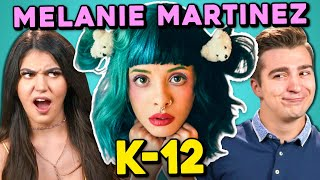 Gambar cover College Kids React To Melanie Martinez - K-12 (The Film)