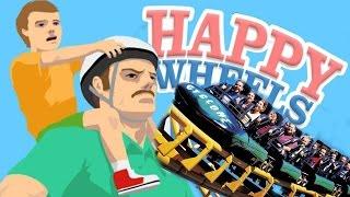 قطار الموت في هابي ويلز!! Happy Wheels