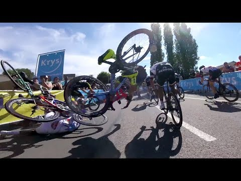 GoPro: Tour de France 2017 - Stage 4 Highlight