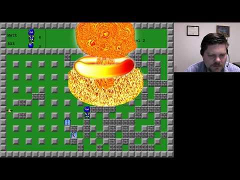 DaBombz - Bomberman Clone | VGHI Play 'n' Chat Live Stream (redo)