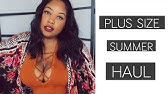 2fcde88b154 Outfits of the week (plus size petite) summer 2016~boho twist~ - YouTube