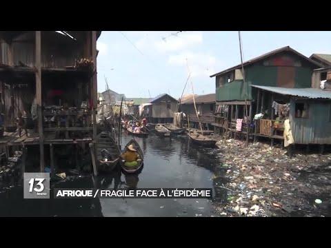 Coronavirus: la peur d'une contagion dans les bidonvilles sud-africains