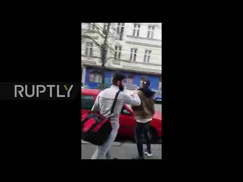 Germany: Jewish Berliner whipped by belt in anti-Semitic attack