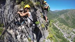 Via ferrata vicdessos