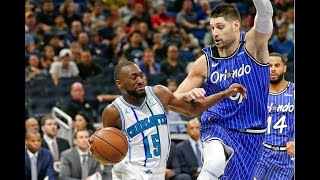 Walker leads Hornets to rout over Magic