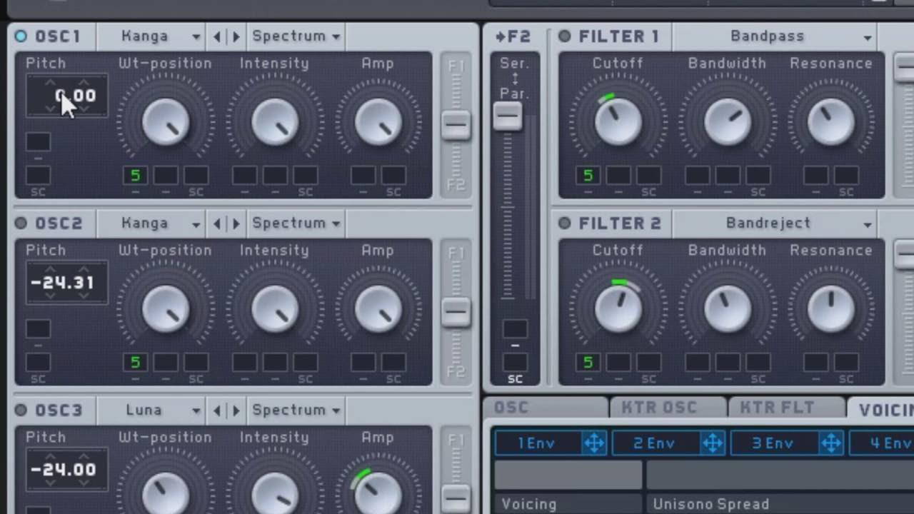 how to make bass sound clean fl studio