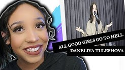 "Daneliya Tuleshova - ""All the Good Girls Go to Hell"" : Live Cover 