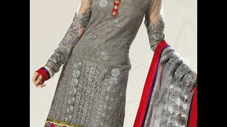 Repeat youtube video Lining wale kameez cutting in Hindi/Neck design (part-1)