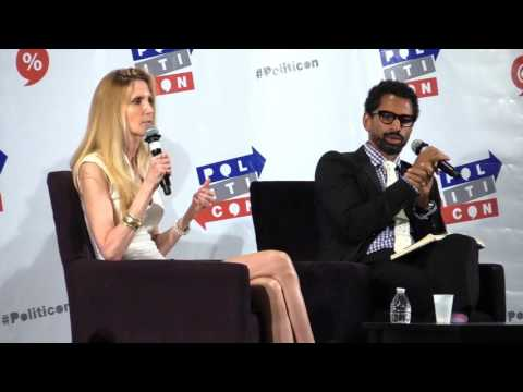 Ana Vs Ann At Politicon: On Immigration