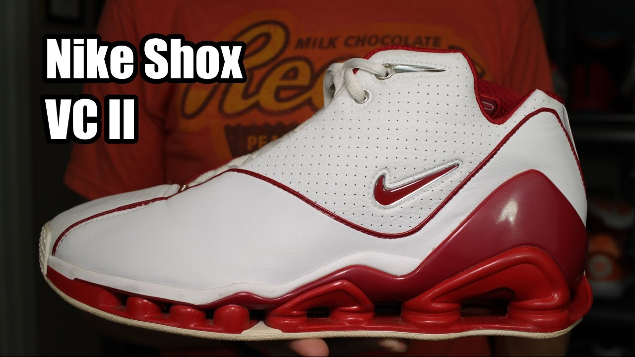 d368f4a1238 Remember These  Nike Shox VC II W  On Foot - YouTube