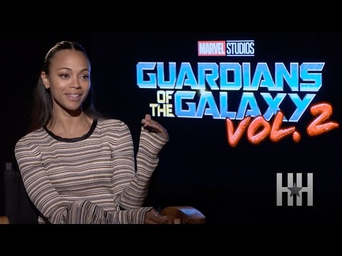 Download Youtube: Zoe Saldana Dishes Advice To Beyoncé On Having Twins