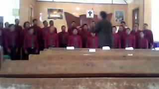 hatindangkon kristus i koor ama HKBP P Horisan Resort Simamora