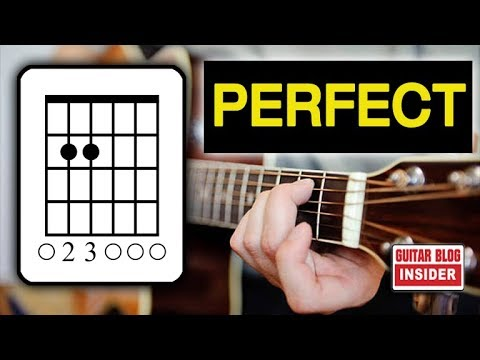 The PERFECT CHORD (Every Single Time)