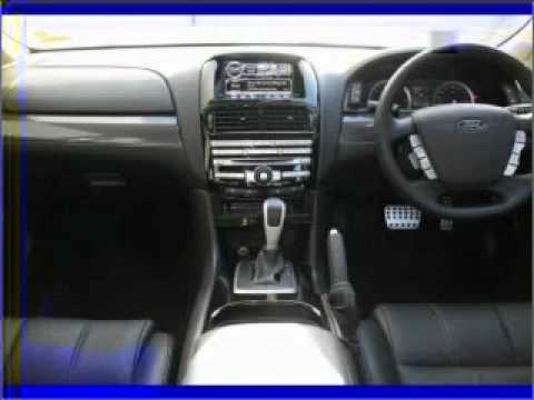 2010 Ford Falcon Xr6 Turbo 50th Anniversary Deer Park Vic Youtube