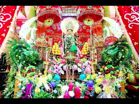 Mv Cẩm Nang Thơ của Đức Diêu Trì Kim Mẫu | Quà Mừng Năm Mới cho khán giả 1.1.2021| Miếu Bà Tây A