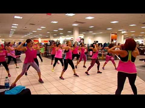 DILLARDS - Fit for the Cure Event - Breast Cancer Awareness Month