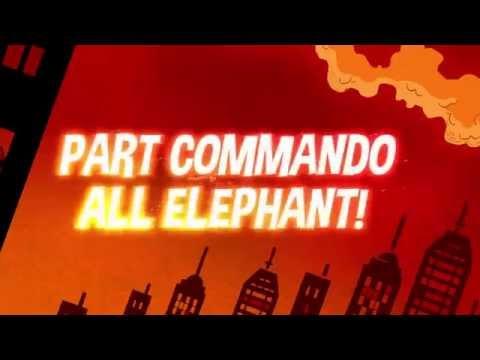 Анонсирована игра Tembo the Badass Elephant для Xbox One, Playstation 4 и PC