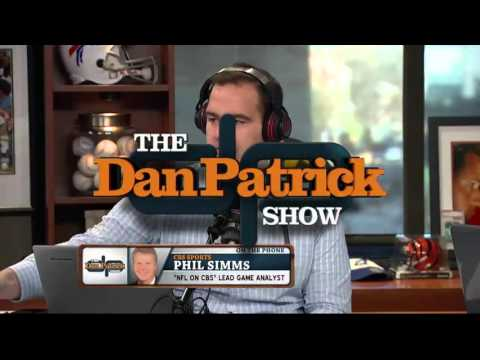 Phil Simms on The Dan Patrick Show (Full Interview) 12/28/15