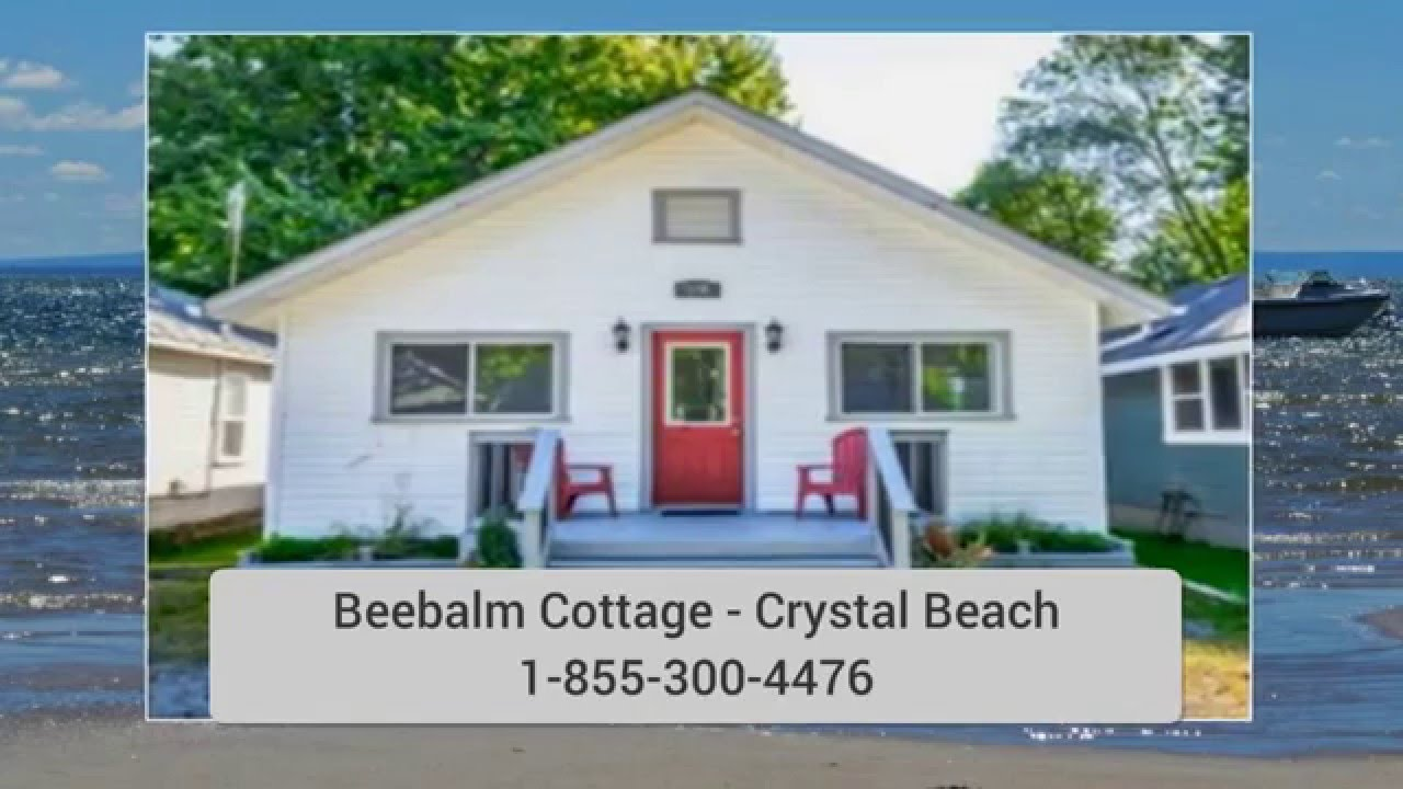 Crystal Beach Cottage Als Beebalm 855 300 4476