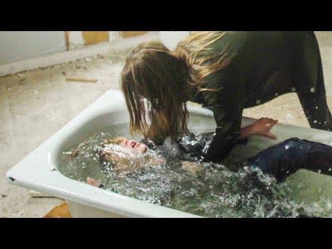 VLOGG | Vi dränker ett barn - Joakim Lundells musikvideo