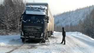 Трасса Б.Невер - Якутск .