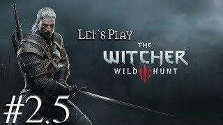 The Witcher 3: Wild Hunt [Xbox One] - Twitch Stream - Part 2.5