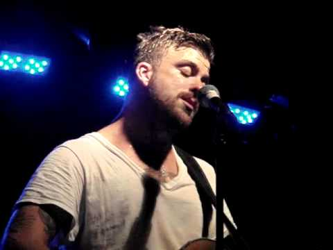 Anthony Green Live - Miracle Sun (Acoustic) 06/22/12