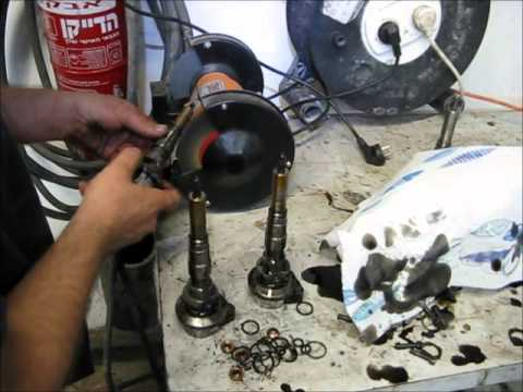 injectors and sleeves o-rings change for 4jx1 isuzu trooper holden