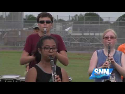 SNN: Band of the Week: North Port High School Marching Bobcats