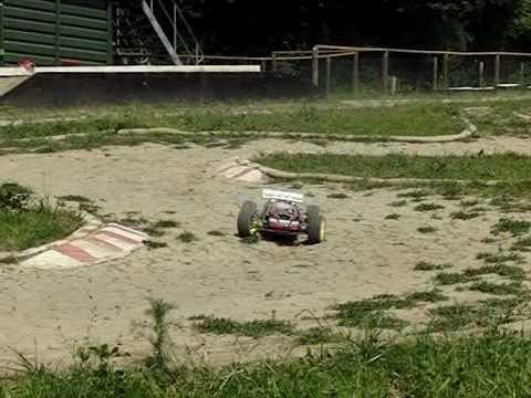 Slomo RC Car Action