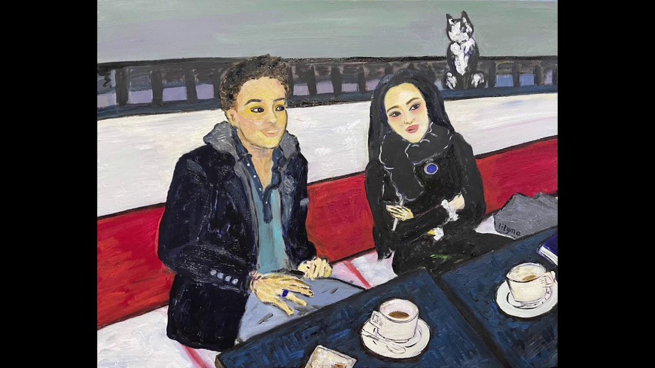 《玛利咖啡厅和猫》与《新月调》Talking art