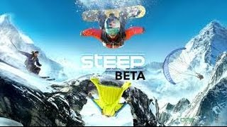 [Let's Test] Steep Closed Beta #01 Xbox One German