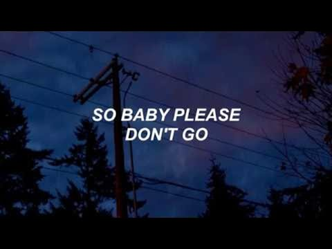 baby, please // black pool lyrics