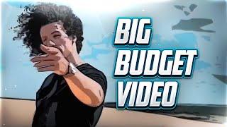 """""""BIG BUDGET"""" - Vorschau Animiertes   Musikvideo HANDGEZEICHNET - www.sayco.store"""