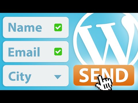 Create Contact, Appointment and Conditional Forms In WordPress