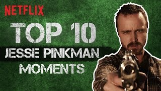 Top 10 Jesse Pinkman Moments   Breaking Bad   Netflix India