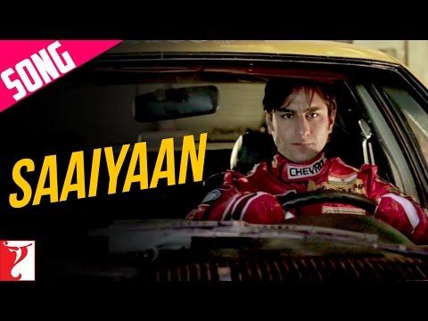Saaiyaan Song | Ta Ra Rum Pum | Saif Ali Khan | Rani Mukerji