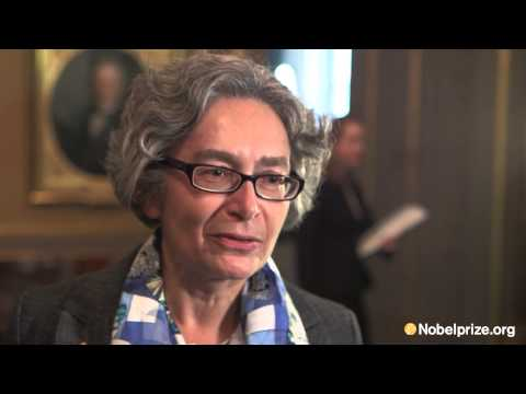 Interview: 2013 Nobel Prize in Physics