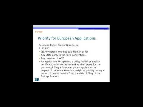 US vs European Patent Laws
