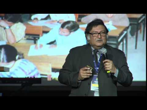 RE-DESIGNING EDUCATION (Sugata Mitra at Brain Bar Budapest)