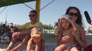 Туристы об отдыхе на Арабатской стрелке(, 2016-11-02T12:00:04.000Z)