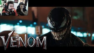 Venom Angry Trailer Reaction