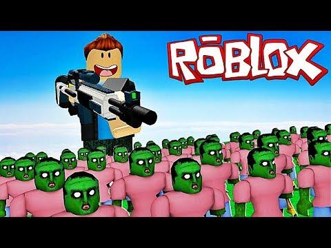 JE CRÉE UNE ARMÉE DE ZOMBIES ! | Roblox
