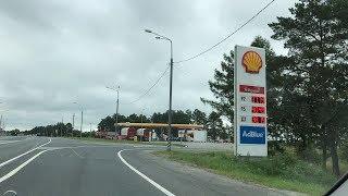 Тестируем бензин АИ-95 компании Shell, сеть АЗС